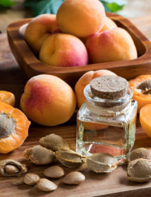 apricot oil for face